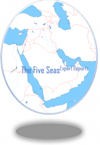 the five seas logo